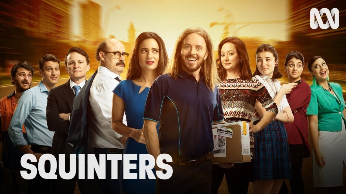 Third-episode verdict: Squinters (Australia: ABC)